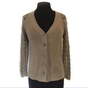 Sundance Women's Open Crochet Cardigan